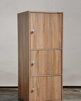 3 DOOR CABINET SH3CB 40X40X100CM