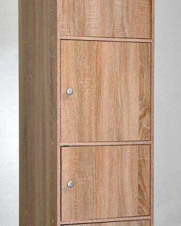 4 DOOR CABINET SH4CB 40X40X140CM