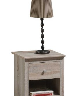SIDE TABLE MH5035  1-DRAWER 43X40X47CM