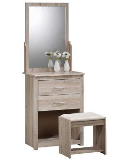 DRESSING TABLE MH5535 W/STOOL 60X40X162