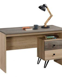 OFFICE TABLE MH6086 2-COLOUR 121X60X75CM