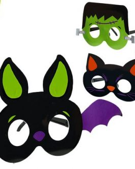 EYE MASKS HALLOWEEN