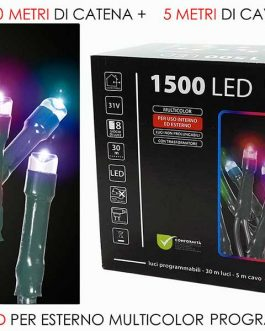 1500 LED LIGHTS OUTDOOR MULTI  PRO