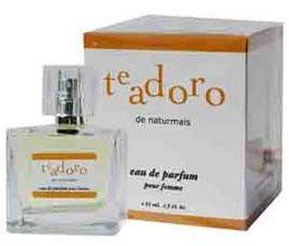 TEADORO  EAU DE PARFUM  FOR WOMEN 85ML