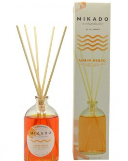 MIKADO AMB.AR..STICKS 100ML-AMBAR NEGRO