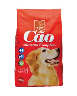 TOP DOG FOOD 20KG