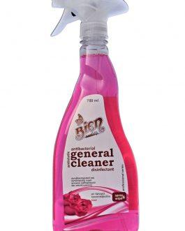 BIEN SPRAY GEN.CLEANER ROSE 750ML